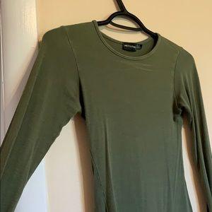 PLT   long sleeved bodysuit